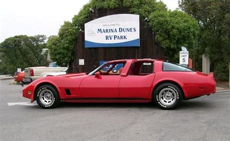 corvettes on ebay 4 door 1980 corvette for 300 000