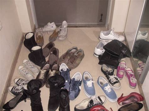 shoes off in the house in korea you always take off your shoes at someone s house photo