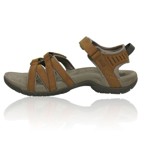 leather walking sandals womens teva tirra s leather walking sandals 30