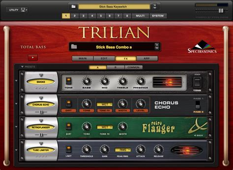 Trilian Spectrasonic Bass Instrument Vsti Vst Plugin Update kvr trilian by spectrasonics total bass module vst