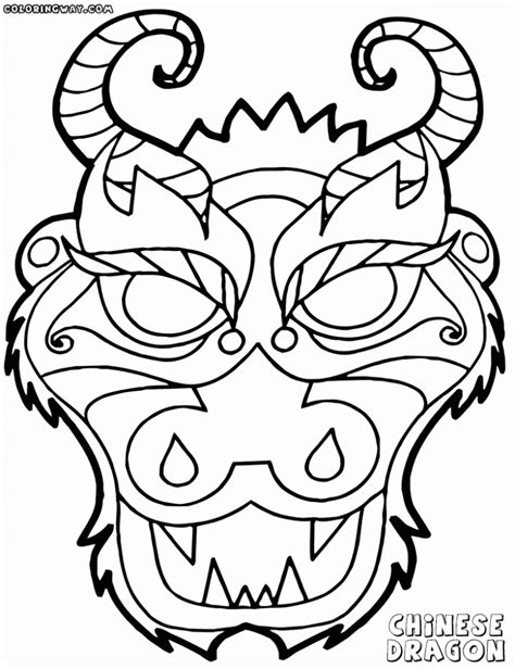 chinese new year lion dance coloring page china lion dance coloring book pages chinese lion
