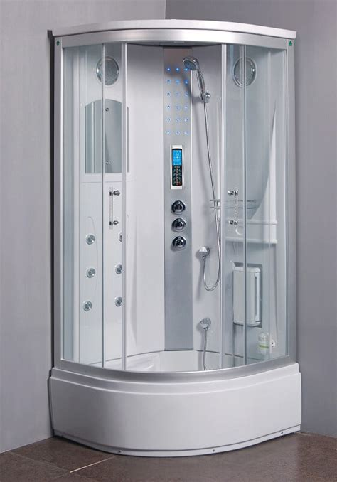 shower cabin princeton quadrant 900mm steam shower cabin unit enclosure