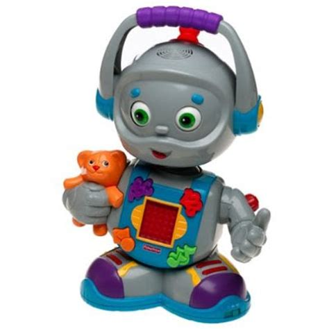 Friends Fisher Price Toby branded pre loved shoppe fisher price toby the totbot