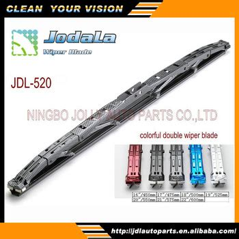 colored windshield wipers colored wiper blades view auto wiper blade jdl