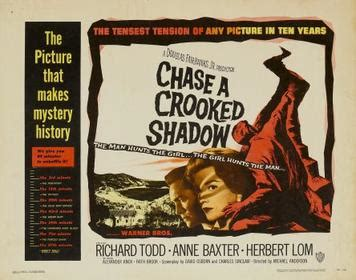 chase a crooked shadow 1958 full movie chase a crooked shadow wikipedia