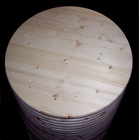 Unfinished Round Wood Table Tops Allwood 1 X 48 Inch Furniture Grade Round Table Top
