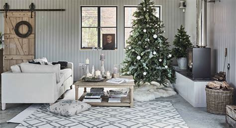 decorations for the home beautiful christmas decorations for the sitting room the