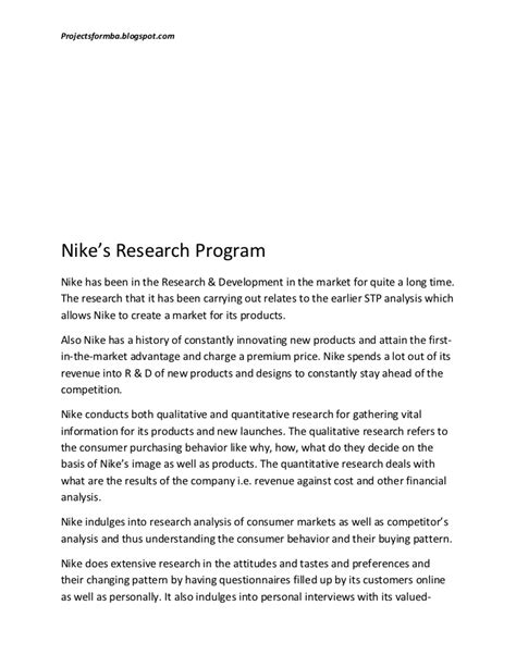 nike research paper help on nike research paper reportz128 web fc2