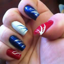 fourth of july nails design nail designs hair styles