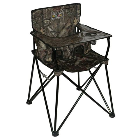 Camo Portable High Chair by Baby Go Anywhere Highchair Camo Jamberly Hb2001 Kid S