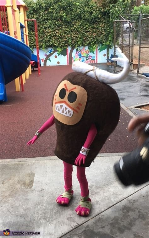 kakamora  moana costume