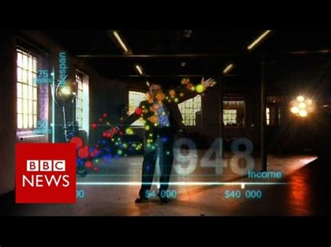 hans rosling news hans rosling 200 years in 4 minutes bbc news youtube