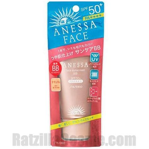 Collagen Bb Plus shiseido anessa sunscreen bb spf50 pa discontinued