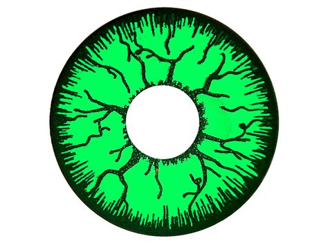 Bright Green Contacts - bright green contact lenses www imgkid the image