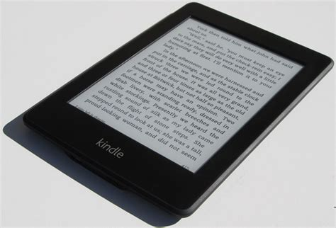 e reader kindle paperwhite review walkthrough and screen comparisons