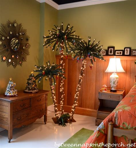 palm tree decor for bedroom 23 themed christmas tree designs