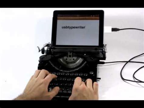 Typewriter Meme - usb typewriter for ipad by ben meme center