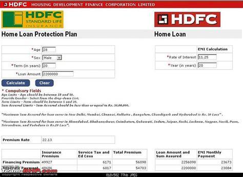 home loan page  team bhp