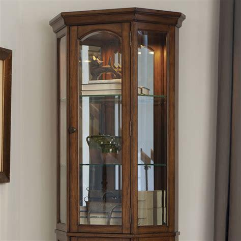 liberty furniture curio cabinet curio cabinet top wayfair