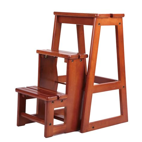 Library Chair Step Stool by Wooden Library Chair Promotion Shop For Promotional Wooden
