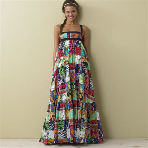Patchwork Wedding Dress - duchess fare patchwork