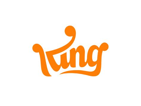 King Logo Logok