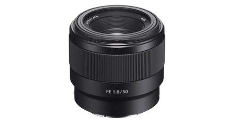 Sony A7 Fe 50mm F1 8 sony fe 50mm f1 8 lens available for pre order