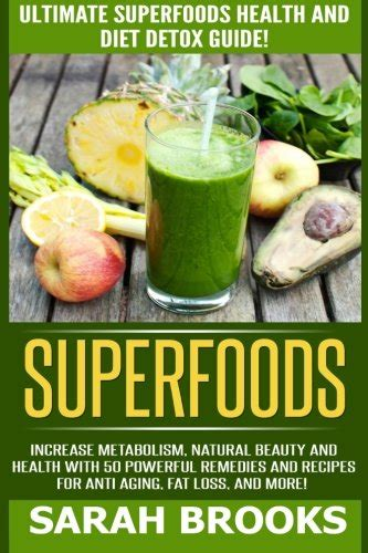 Ultimate Health Clinic Detox Diet by Superfoods Ultimate Superfoods Health And Diet Detox