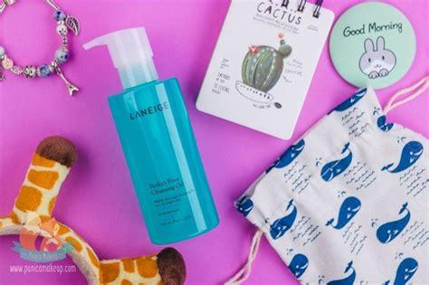 Harga Etude House Real Cleansing 6 rekomendasi cleanser korea untuk kulit berminyak