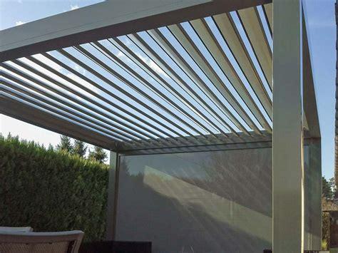 Pavillon Mit Lamellendach by Lamellend 228 Cher Als Verstellbare Pergola