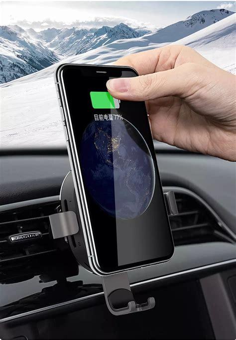 xiaomi mai  qi wireless charger car phone holder gearvita