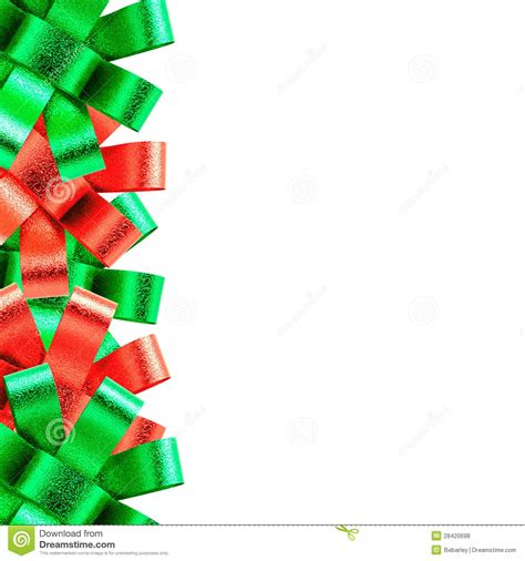imagenes verde blanco y rojo marco rojo y verde de la cinta aislado en el fondo blanco