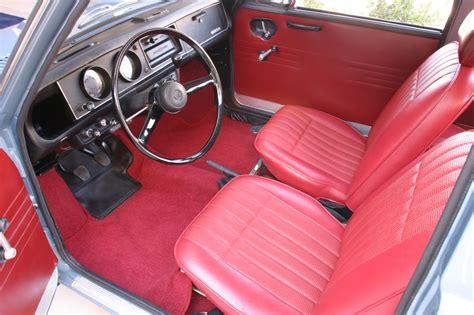 Classic Interior Jons 1970 Honda 600 Sedan