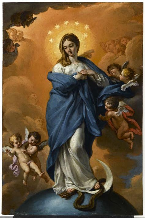 imagenes virgen maria inmaculada concepcion historia del dogma de la inmaculada concepcin caroldoey