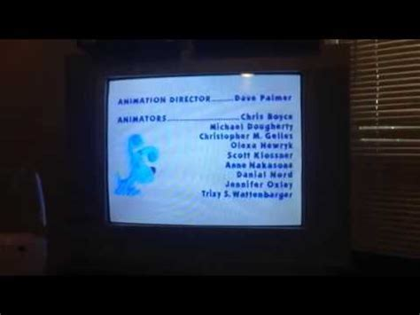 blue credits blue s clues blue s news credits