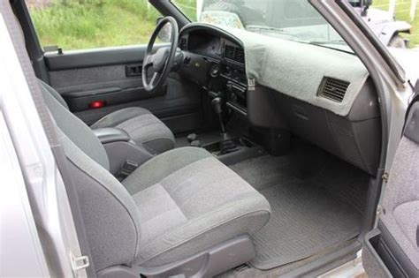 1990 Toyota 4runner Interior by Find Used 1990 Toyota 4runner Sr5 Sport Utility 4 Door 3