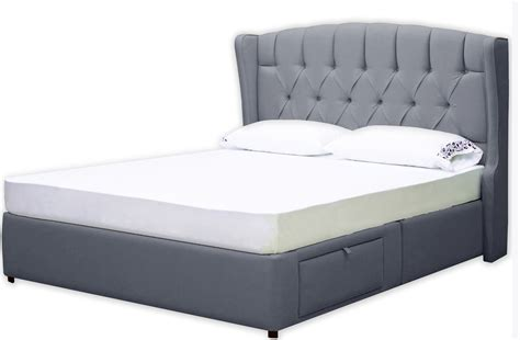 beds with storage headboards meridian diamond tufted luxury bed 4 drawer lovely