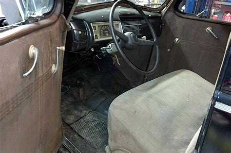 interior pictures flathead style 1940 ford v8 coupe