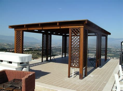 gazebo legno offerte offerte gazebo in legno il meglio design degli interni