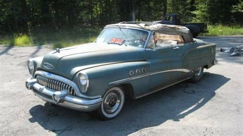 1953 buick convertible buick 1953 buick convertible