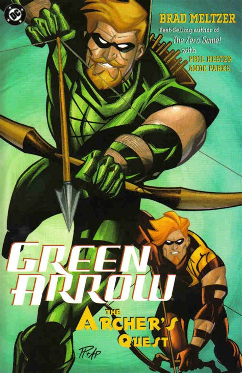 the last archer a green ember story books green arrow archer s quest dc comics database