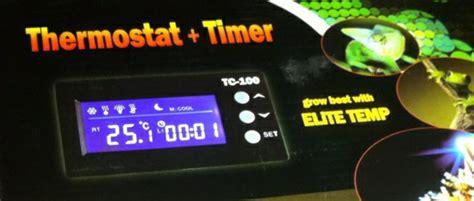 Thermostat Digital Willhi Pengatur Suhu Kualitas Baik alat pengatur suhu aquarium reptile tc 100