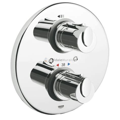 rubinetto doccia termostatico grohe miscelatore termostatico da 1 2 quot grohtherm 1000