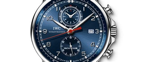 Iwc Scaffhause Blue T1310 3 news and events a precision nautical instrument with added depth iwc