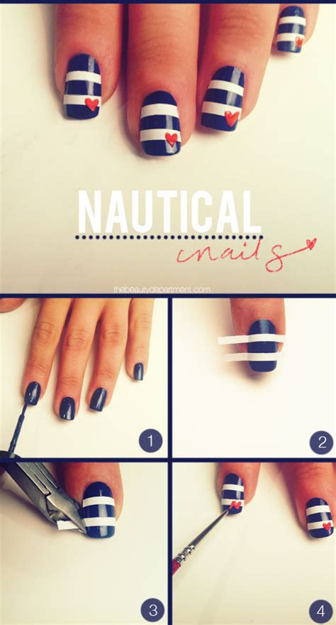 amazing nail art tutorial 12 amazing diy nail art designs
