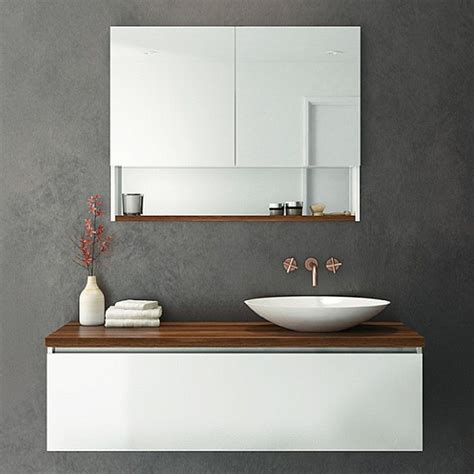 platinum wall hung vanity by rifco just bathroomware