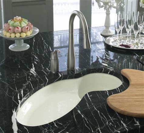 kohler untermount badezimmer sinkt kohler fete kitchen sink a new island sink