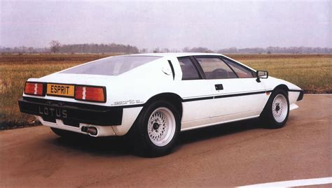 lotus esprit specs 1981 lotus esprit s3 related infomation specifications