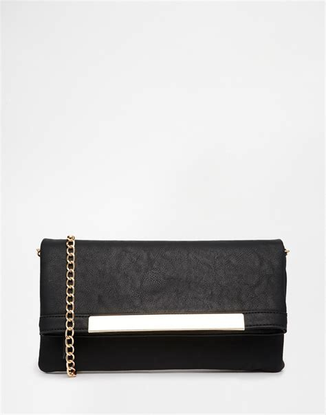 Bag Clutch Bag 9 aldo black clutch bag in black lyst