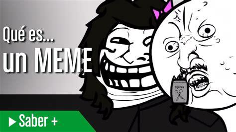 Que Es Un Meme - 191 qu 233 es un meme youtube